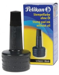 Encre à Tampon Pelikan 28ML Noir