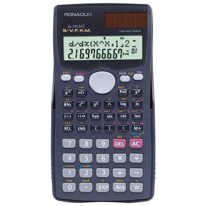 Calculatrice Scientifique CR-991 MS