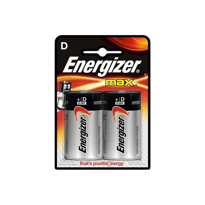 Pile Energizer D