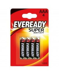 Piles Eveready 1212 BP4 AAA LR03