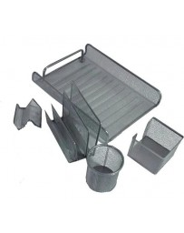 Garnitures de bureau en metal 5pcs