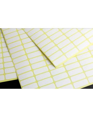 Etiquettes Adhésives Vierges XP-1535B- 60