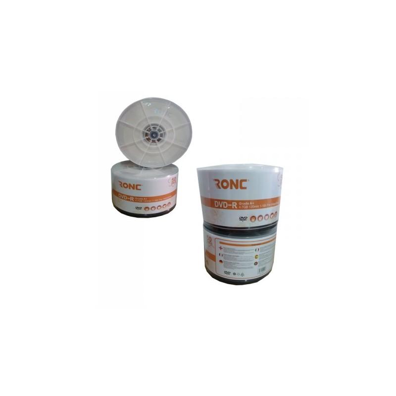 Bobine 50x DVD+R 16x 4.7GB RONC