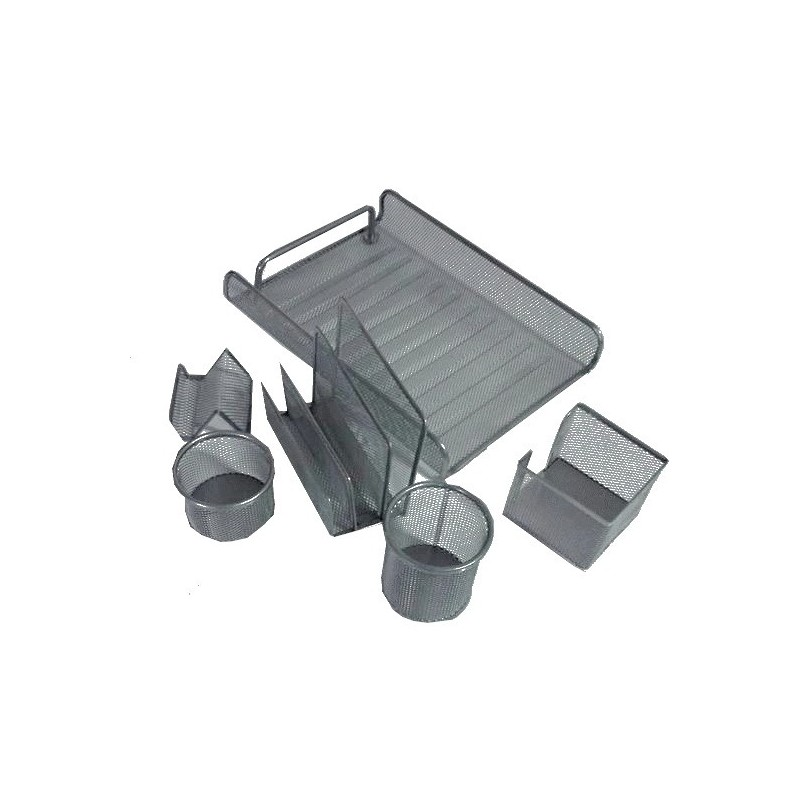 Garnitures de Bureau en Metal 6pcs