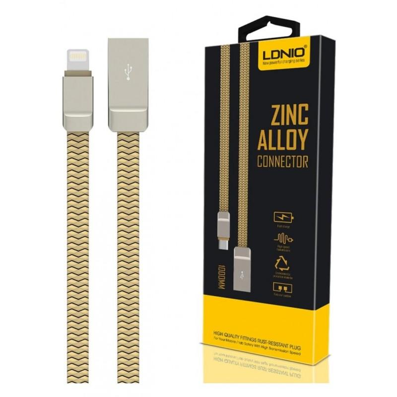 Cable Zinc Alloy lDNIO 1000MM