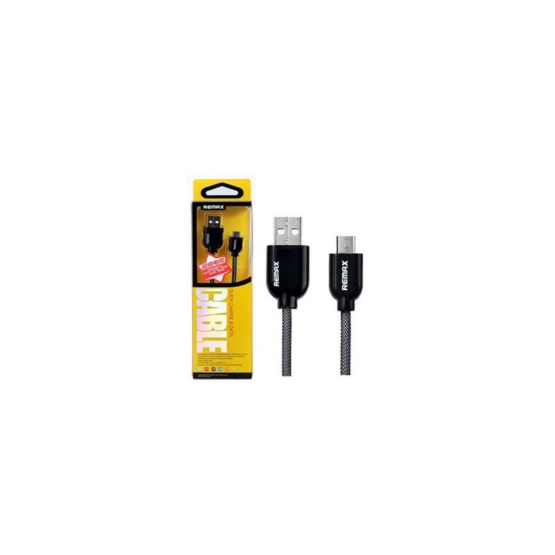CABLE REMAX QUICK CHARGE ET DATA