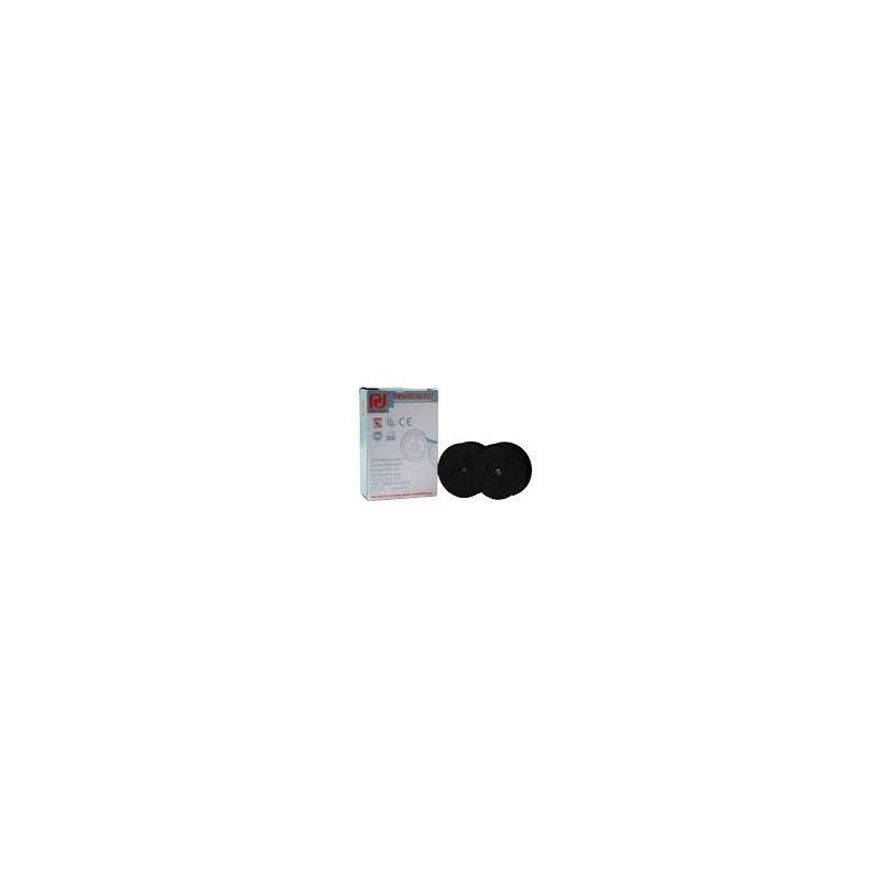 RUBAN PLAST ROUGE POUR MAC DYMO REF91203