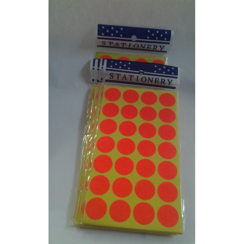 PASTILLE ROND STATIONERY