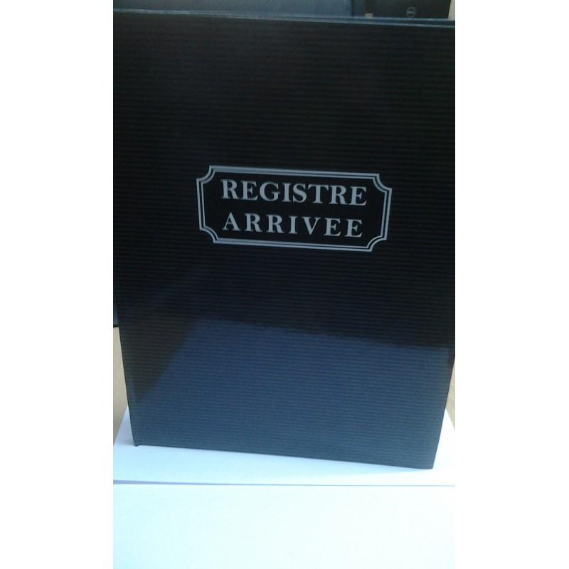 REGISTRE ARRIVEE FR RIBAT