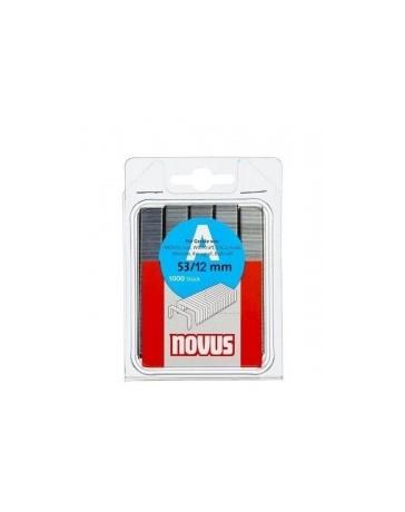 AGRAFE NOVUS 53/12  B/1000