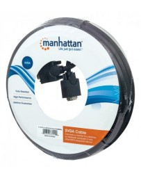 CABLE SVGA HD15 M/M MANHATTAN 20M