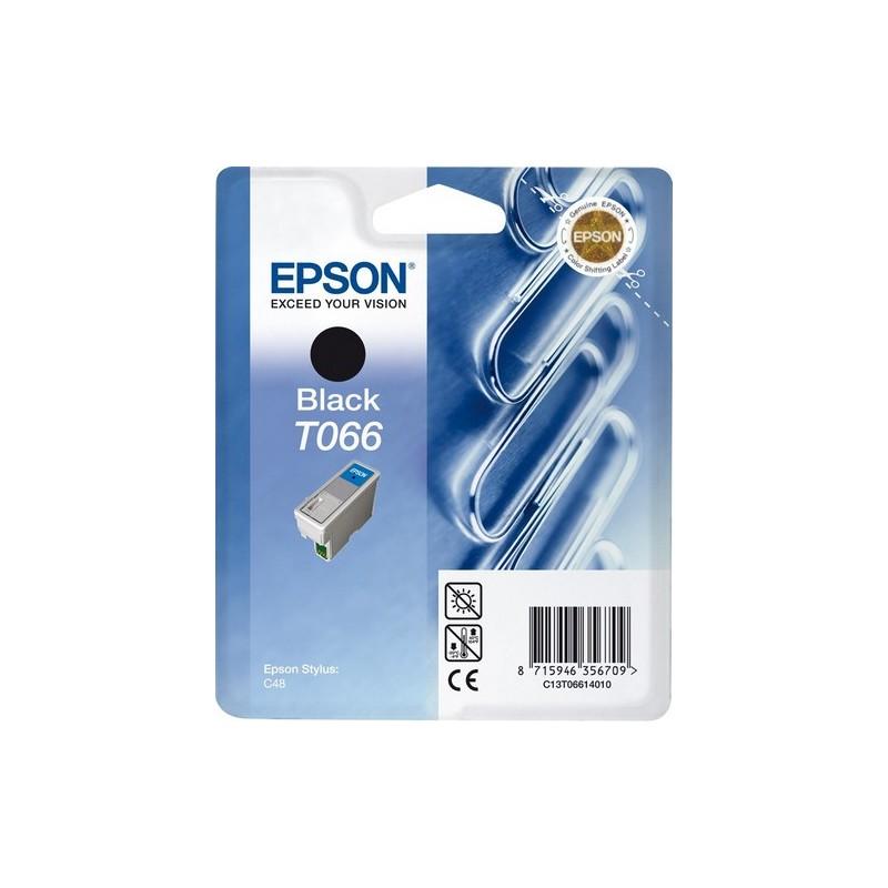 CARTOUCHE NOIR EPSON C48 T066140