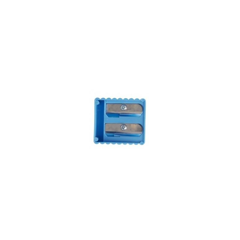 TAILLE CRAYON PLASTI DOUBLE TS826