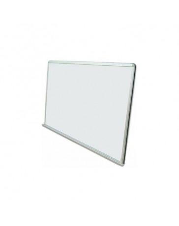 Tableau Blanc Magnétique Cadre Aluminium 90 X 120