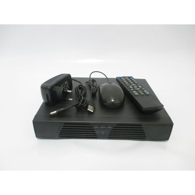 DVR 8 PORTS +8 AUDIO H.264 DIGITAL VIDEO 30-6