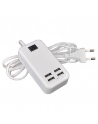 CHARGEUR MULTIPRISE USB 15W
