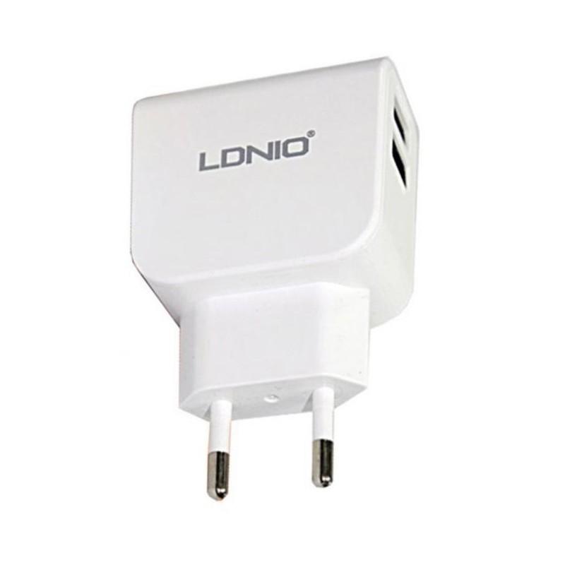 CHARGEUR LDNIO AC56 2 USB POUR SAMSUNG
