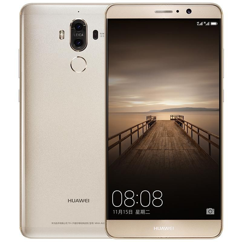 Huawei Mate 9 4G Gold