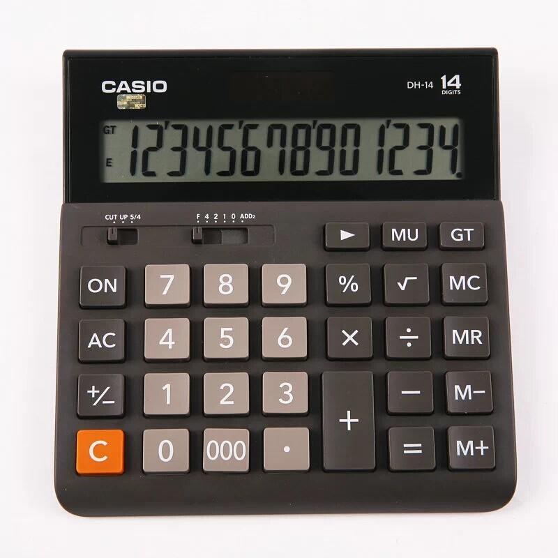 Calculatrice CASIO DH-14