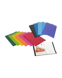 PORTE DOCUMENT 20VUES OFFICEPLAST ROMANTIC