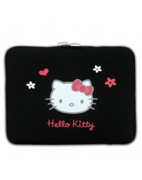 "SAC POUR NOTEBOOK HELLO KETTY 13.3"" HKNE13BL"