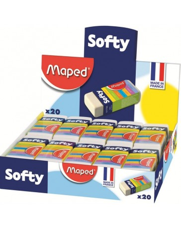 GOMME SOFTY MAPED REF 511790