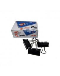 BINDER CLIPS YZW-0002 41MM P12