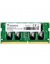 BARETTE MEMOIRE ADATA 8GB DDR4 PC4-19200 SO-DIM POUR PC PORTABLE