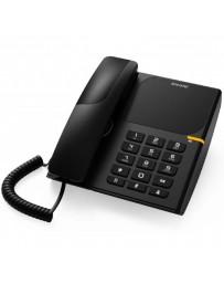 TELEPHONE FIXE FILAIRE T28 ALCATEL NOIR