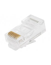 100-PACK CAT6 RJ45 MODULAR PLUGS