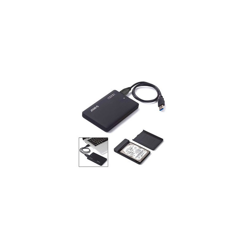 BOITIER ORICO 2.5 USB3 2599US3