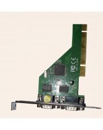 Carte PCI 2 Ports Series REF CS2W