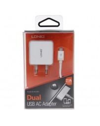 CHARGEUR LDNIO AC ADAPTER USB DL-AC200