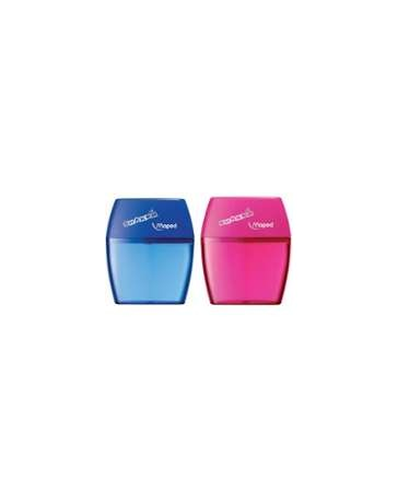 TAILLE CRAYON PLASTIQUE SHAKER 2TR MAPED 5347555