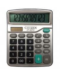 CALCULATRICE CITIZEN CT-837