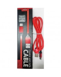 CABLE XSTAR 1000MM MICRO QUICK CHARGE & DATA