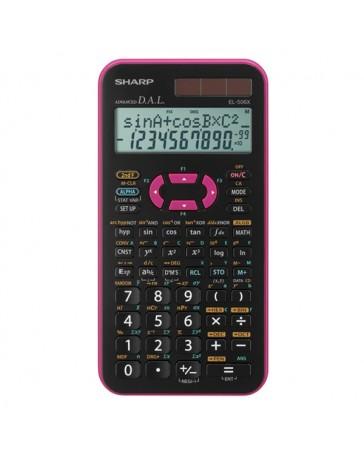 Calculatrice Scientifique Sharp EL-506X / Rose