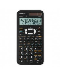 Calculatrice Scientifique Sharp EL-506X - Blanc