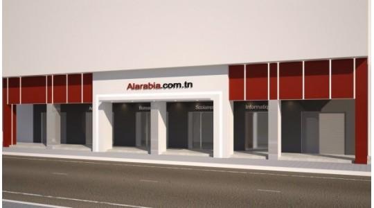 Boutique ALarabia Informatique Ksar Hellal